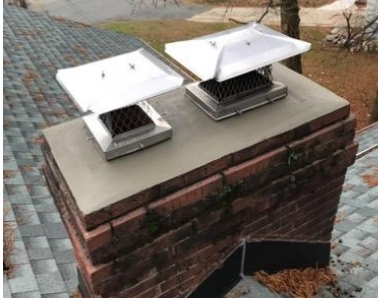 Level 2 Chimney Inspection.Camera Inspection.Inspected by  1 Hour Chimney